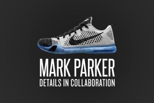 Mark Parker: Details In Collaboration