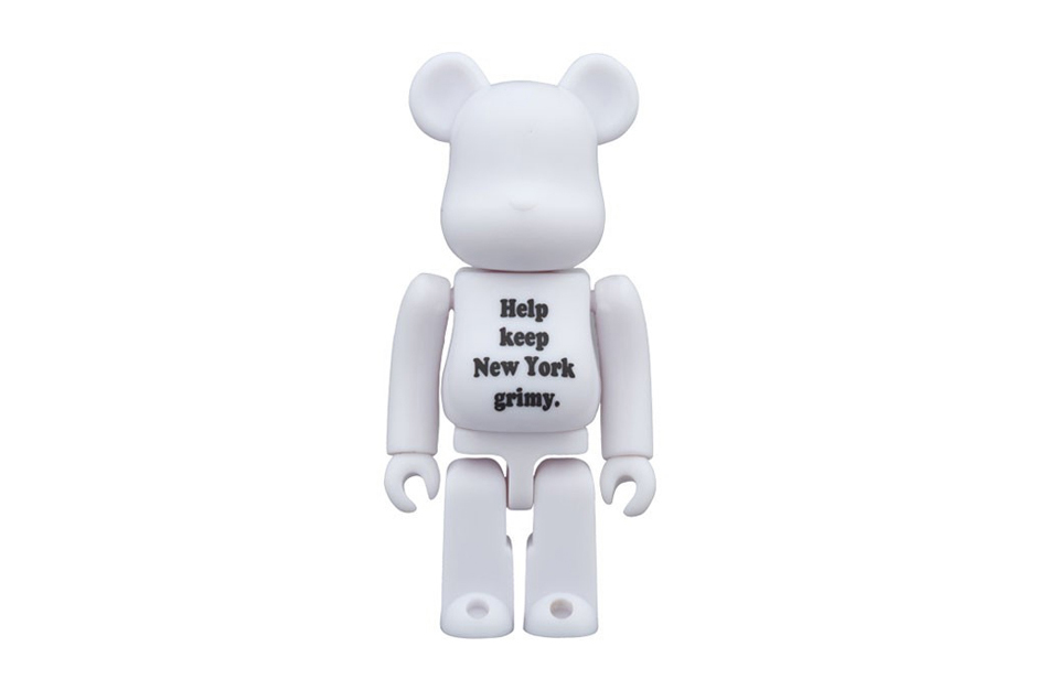 Married To The Mob x Medicom Toy 100% Bearbrick