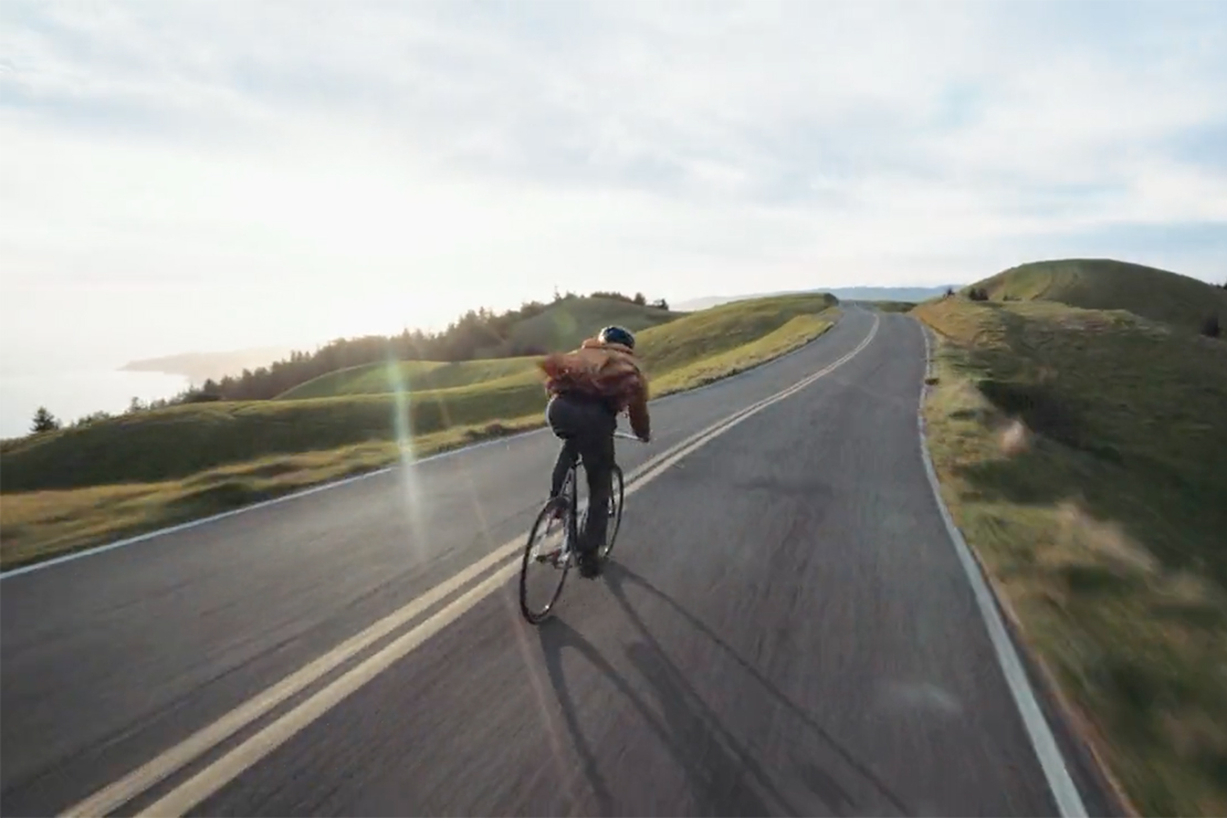 MASH Teaser Is the Most Intense Minute of Cycling You'll Watch in a While