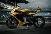 Mercedes-AMG x MV Agusta F3 800 Show Bike