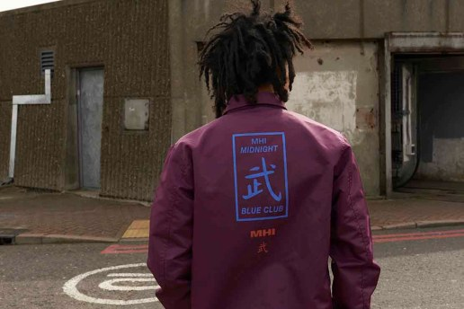 MHI by maharishi 2015 Fall/Winter Lookbook