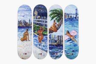 """Monica Kim x 5BORO NYC """"Caliente"""" Collection"""