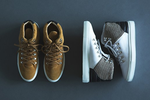 monkey time x Filling Pieces 2015 Fall/Winter Mountain Boot