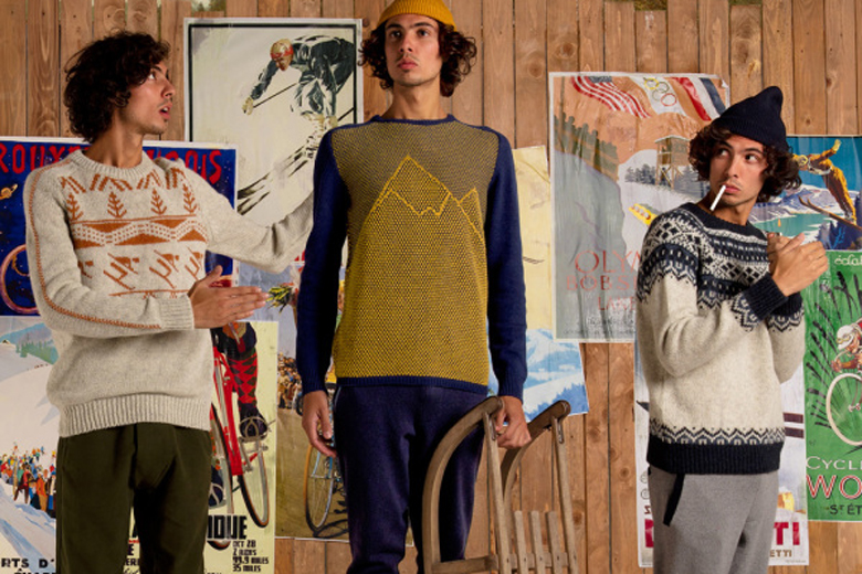 Monsieur Lacenaire 2015 Fall/Winter Lookbook