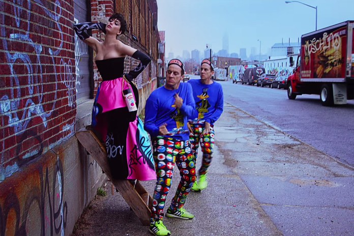 Katy Perry & Jeremy Scott Star in Moschino's 2015 Fall/Winter Video