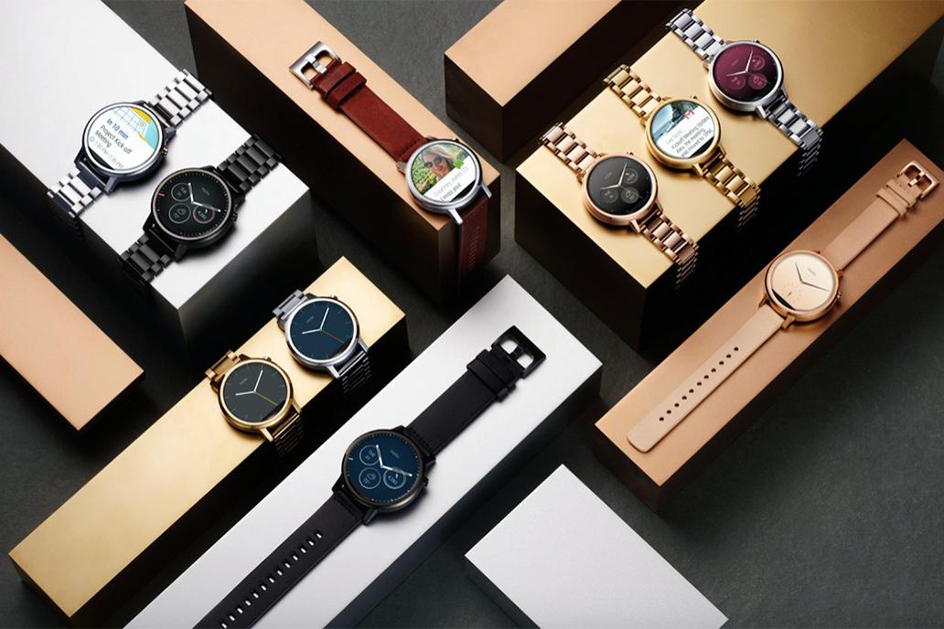 Motorola Unveils the New & Updated Moto 360 Smartwatch