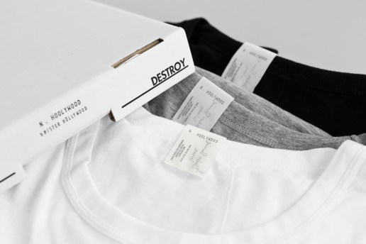 N.HOOLYWOOD 2015 Fall/Winter Pocket T-Shirts