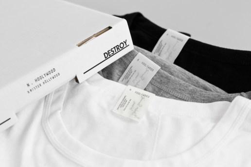 N.HOOLYWOOD 2015 Fall/Winter Pocket T-Shirts