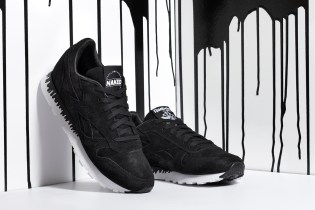 """NAKED x Reebok Classic Leather """"Drip"""""""