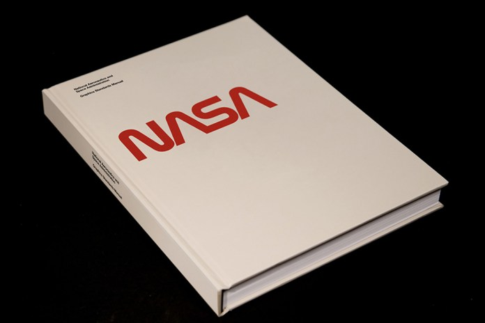 NASA's 1975 Graphic Standards Manual Is Being Reissued