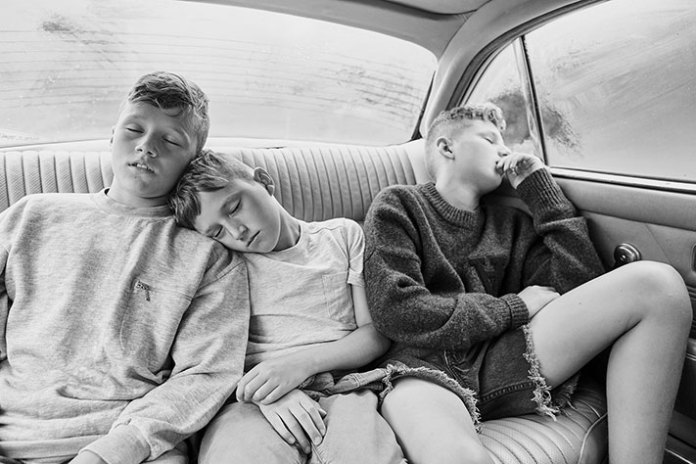 Neil Bedford's 'Are We There Yet?' Candidly Captures a Boys' Summer Road Trip