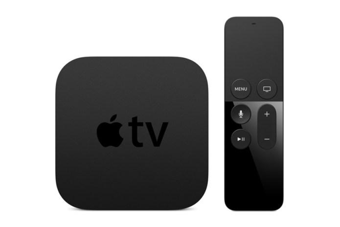 Apple Unveils the New Apple TV