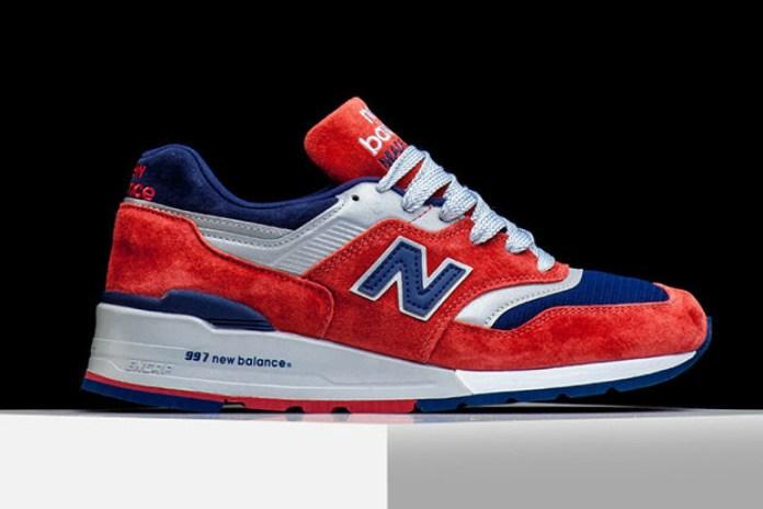 "New Balance 997 ""American Lager"""