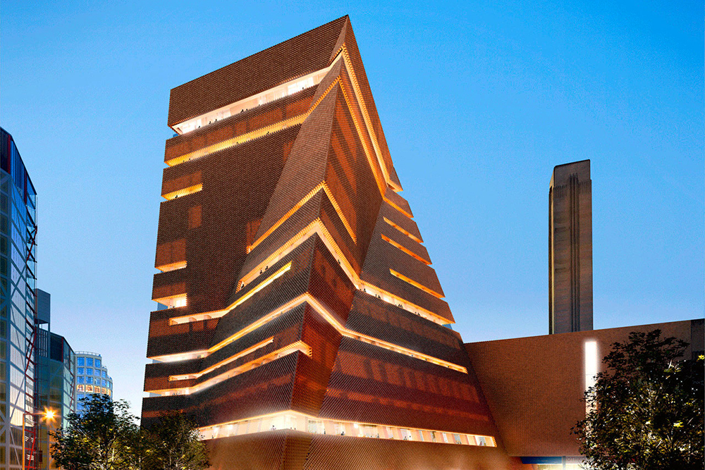 A Look at the New Tate Modern Designed by Herzog & de Meuron