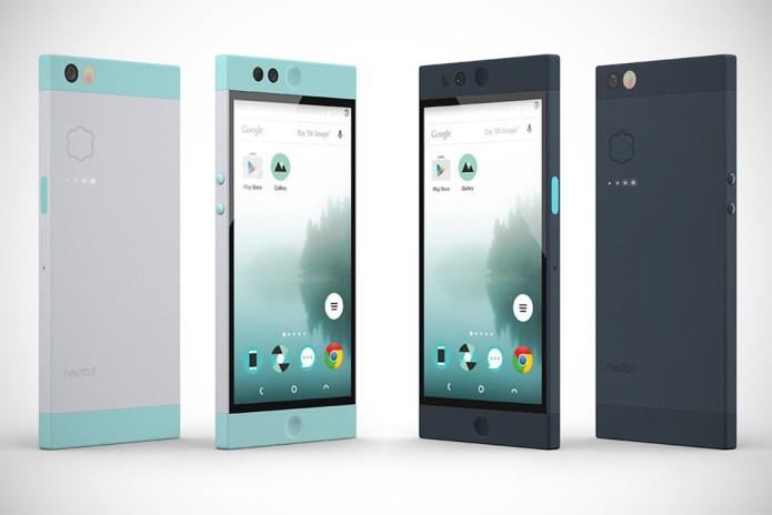 Nextbit Unveils the Cloud-First Robin Smartphone
