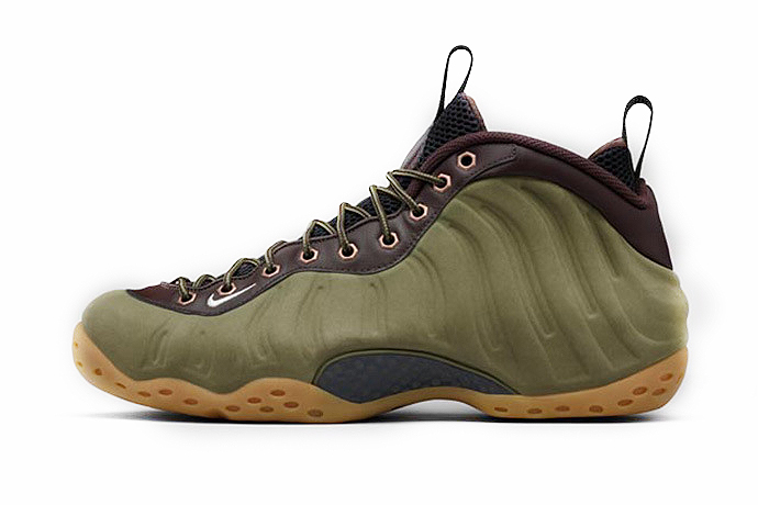 "Nike Air Foamposite One PRM ""Olive"""