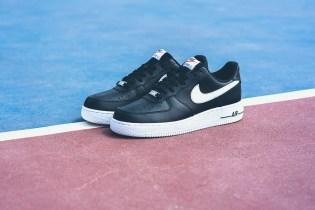 Nike Air Force 1 Black/White