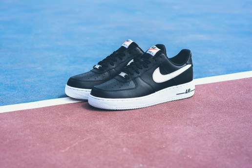 Nike Air Force 1 Black/White