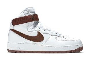 "Nike Air Force 1 High ""Chocolate"""
