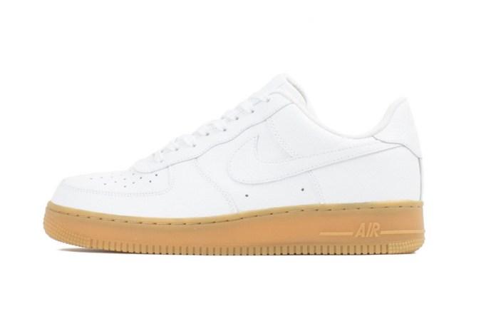 Nike Air Force 1 Low White/Gum