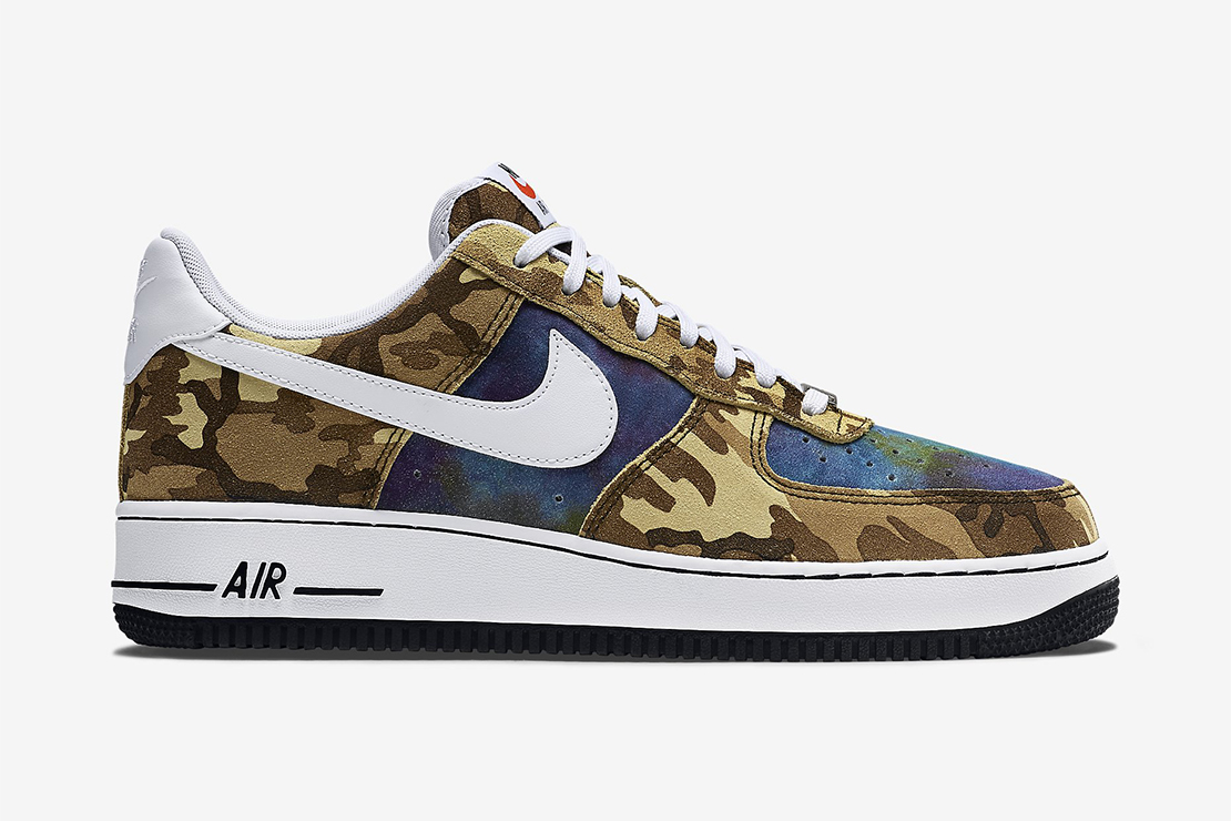 "Nike Air Force 1 LV8 ""Camo Green"""