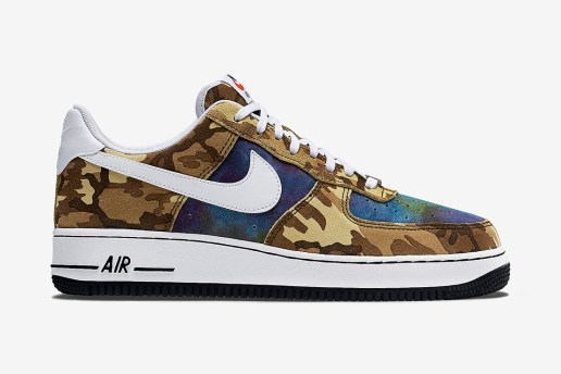 "Nike Air Force 1 LV8 ""Camo Green"""