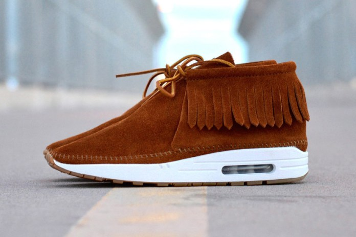 Nike Air Max 1 Moc Hybrid Custom