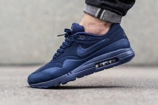 Nike Air Max 1 Ultra Moire Midnight Navy/Midnight Navy-Black