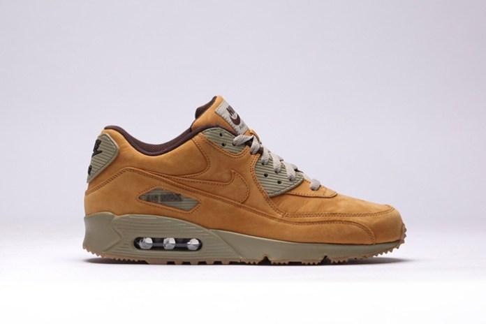 """Nike Air Max 90 Winter PRM """"Wheat"""""""