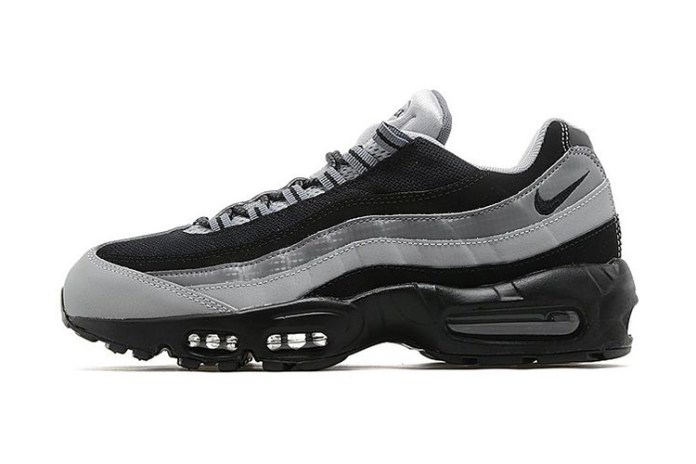 Nike Air Max 95 Black/Wolf Grey JD Sports Exclusive