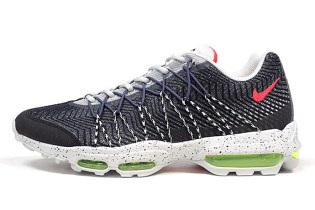 "Nike Air Max 95 Ultra Moire JCRD ""Night Shade"""