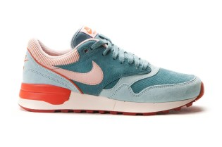 Nike Air Odyssey LTR Green Haze/Arctic Orange
