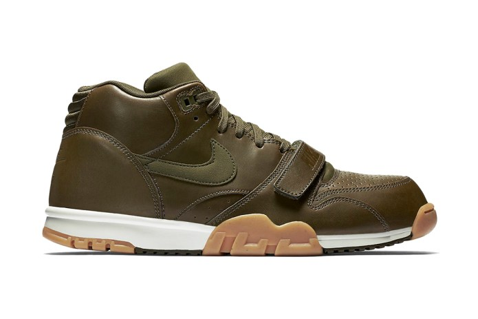 "Nike Air Trainer 1 Mid ""Dark Loden"""