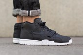 "Nike Air Trainer 1 Mid ""Matte Black"""