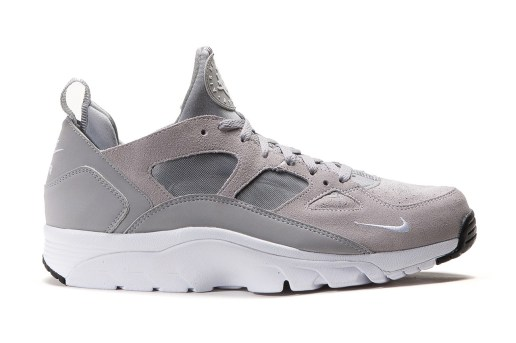 "Nike Air Trainer Huarache Low ""Wolf Grey"""