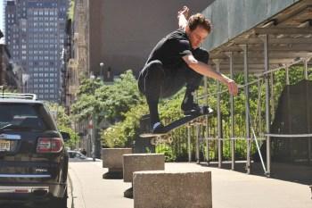 Nike's Benassi Slides Go Through the 'Jenkem Magazine' Skate Test