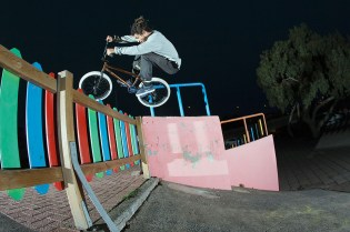 Nike BMX Travels to Spain's Malaga & Gran Canaria