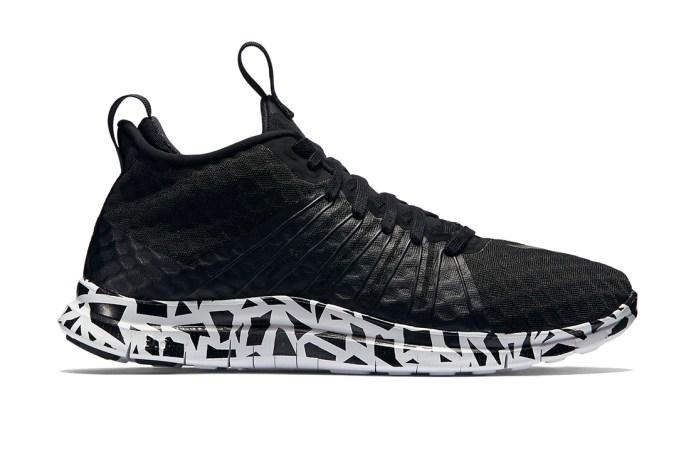 Nike Free Hypervenom 2 F.C. Black/White