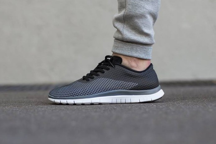 Nike Free Hypervenom Low Black/Cool Grey