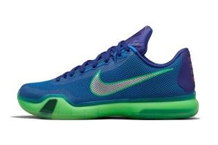 "Nike Kobe X ""Emerald City"""