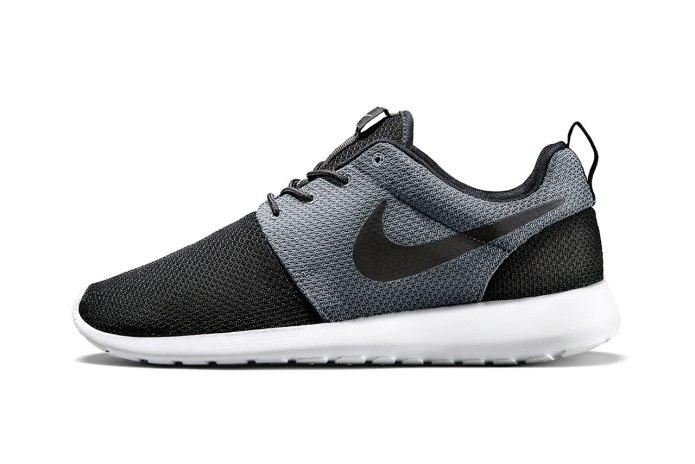 Nike Roshe One Black/Grey JD Sports Exclusive