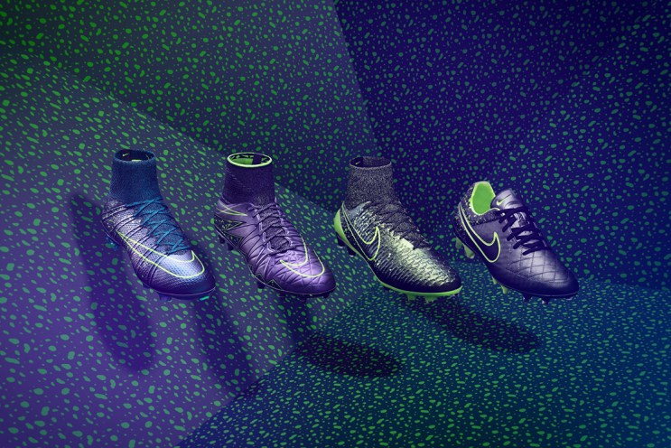 """Nike Soccer """"Electro Flare"""" Pack"""