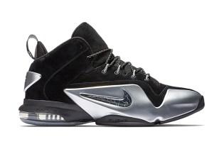 Nike Zoom Penny VI Black/Chrome