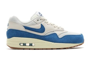 "Nike's OG Air Max 1 Gets a ""Royal"" Makeover"