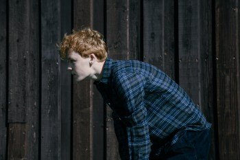 """Norse Projects 2015 Fall/Winter """"Navy"""" Editorial"""