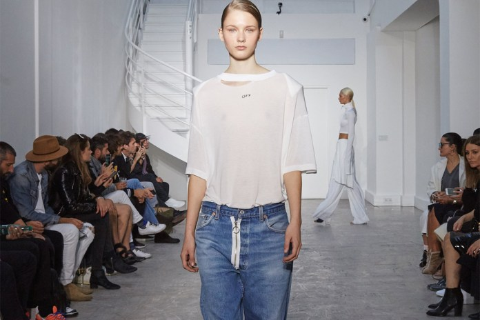 OFF-WHITE c/o VIRGIL ABLOH 2016 Spring/Summer Women's Collection