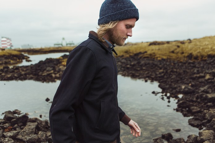 "OLOW 2015 Fall/Winter ""Baie Des Fumées"" Lookbook"