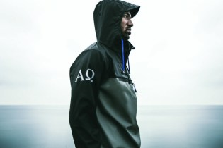 "OTH x RAINS ""AΩ"" Anorak"