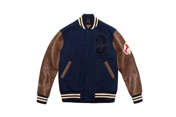 OVO x Roots 2015 Fall/Winter Varsity Jacket