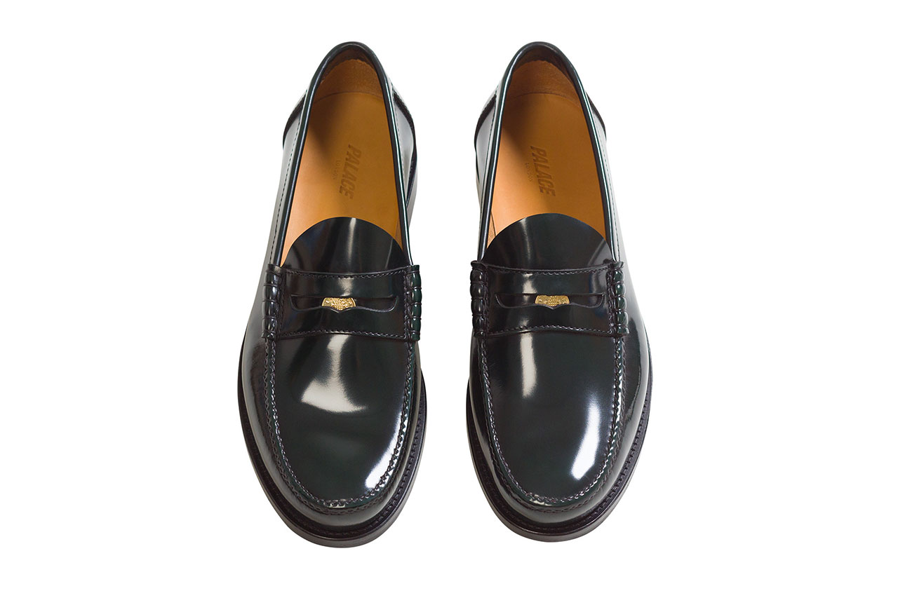 Palace Skateboards 2015 Fall/Winter Penny Loafers